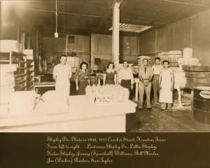 Lawrence Shipley Donuts History 1936
