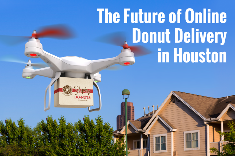 Future Online Donut Delivery Houston