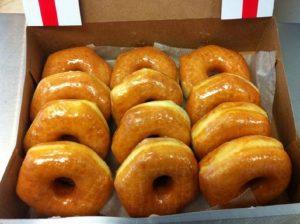 original shipley glazed donut