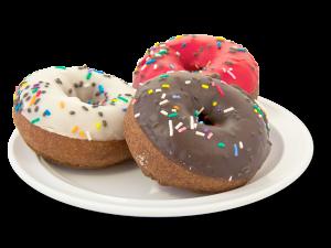 24 hr donut shop