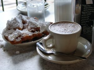 beignets Houston