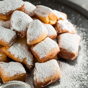 Houston beignets, Shipley beignets