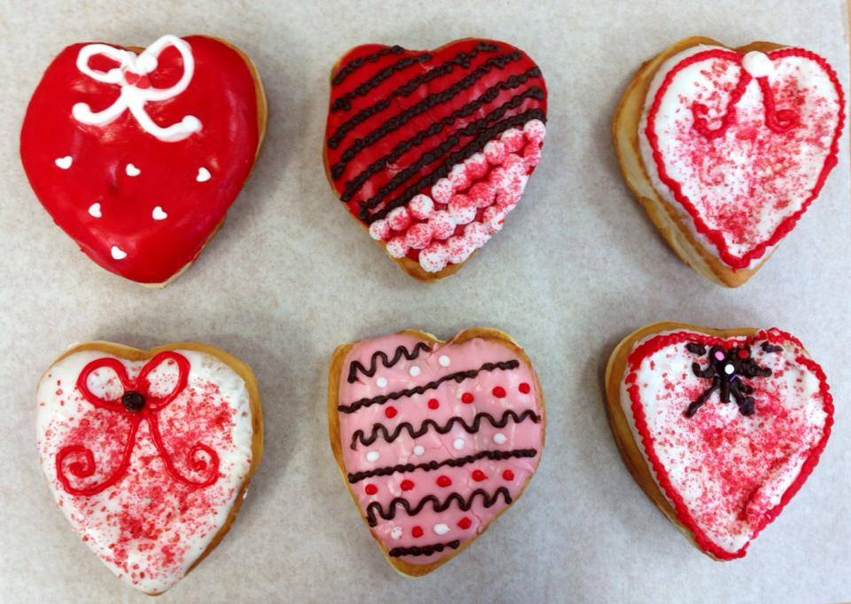 Valentine's Day, holiday catering